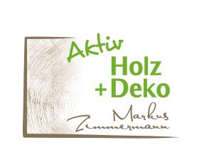 aktiv-holz-deko.de Logo